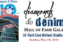 {.Hall of Fame Gala.} / Annual Impact a Hero Hall of Fame Gala  / by Impact A Hero