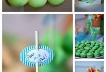 Baby Shower / by Lindsey Herrick