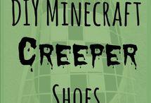 Minecraft  / by Rebecca Wednesday