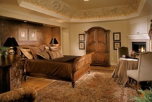 tray ceiling / by Janet Germiller