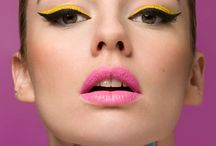 makeup / by Kelly Rogers