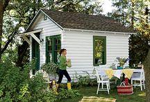 Outdoor Living / by Brandie Pahl