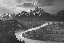 Photography - Ansel Adams  / by Sue Eleazer