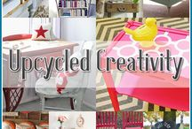 Upcycle and Recycle / by Peggy Jordan