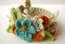 Crochet, Embroidery, Yarn & Floss, etc. / by Marsa McCool-Solis