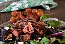 Beefy Main Dish Recipes / Fresh ideas for roasts, ground beef, brisket and more beefy dinners.  / by Courtney | NeighborFood