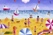 Summertime Happiness / by Nancy Pooler