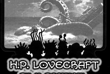 Lovecraft / by Thierry Escalier