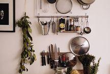 The Kitchen. / by Mollie Ruiz-Hopper