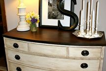 furniture / by Karen Jensen-Grey