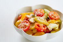 Salads / by Sara Harthun