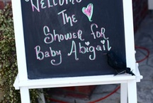 Audrey's baby shower / by Alicia DiMarco