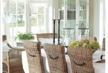 Casual Dining Chairs / by Nancy Roberts