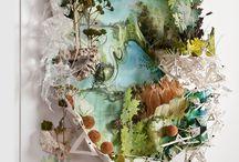 Altered Art : Mixed Media : Etcetera / by Joan Jones