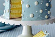 Cakes / by Lynn Guiffre