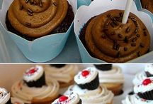 Cakes, cupcakes, cakepops / by Cecilia De Motta