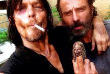 EW Walking Dead / by Entertainment Weekly