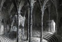 Castles and Mythology / by Evie Scott