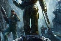 Halo / by Denzel Pate