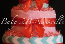 Baby Miller Baby Shower (Mint & Coral) / by Da'Lacey Garfield
