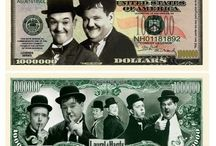 Laurel And Hardy / by Unforgiven Johnson