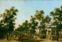 London's 18th-19th c Pleasure Gardens / by TwoNerdyHistoryGirls ***