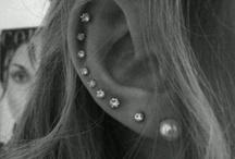 Piercings / by Cassandra Taylor