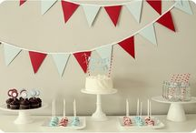 Fun food and party ideas / by Candy Smith Cobb
