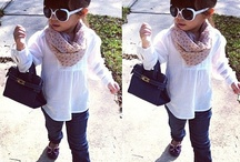 Baby Fashionista / by Alejandra Roque