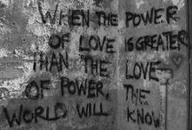 Graffiti Inspiration / by Felicia Follum Art+