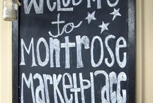 Favorite Places & Spaces / by Montrose Marketplace