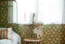 Kids bedroom / by Chloé Fleury