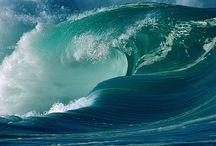 ocean / by Melinda Sharp Hulit
