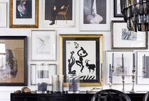 Design Trend: Gallery Walls / by Becker Furniture World