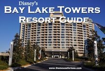 Bay Lake Tower at Disney's Contemporary Resort / Bay Lake Tower at Disney's Contemporary Resort / by The Magic For Less Travel - Specializing in Disney and Universal Vacations