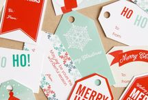 Christmas Printables - Gift Tags / by Patti Ewing