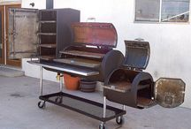 BBQ Pits / by R3 III