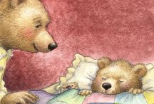 Children's Book Illustrations and Art / by Cary Underwood
