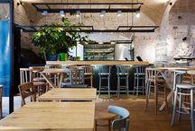 Restaurant Interior / by Roel van Heeswijk