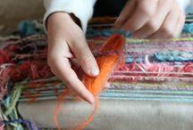 Weaving world / by Frances DeLon