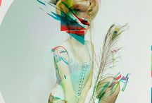 Graphic Fashion / by Meilani Cottrell