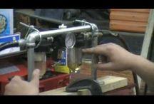 shop air/compressor / by Aaron V
