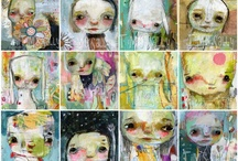 Art Faces / by Michelle Guthrie Gilmore
