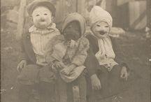peculiar, unusual, odd and creepy / by Beth B