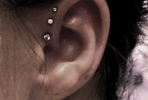Tats and piercings / by Jenna Isaacs