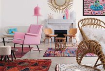 cool retro style / by Leslie Williamson
