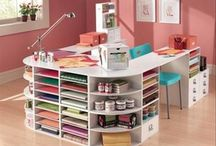Craft room / by Jannette Alicea