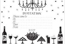 Invitations / by Pamela Peters