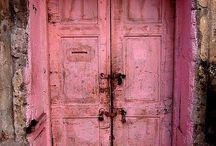 DOORS! / by Jerome Menefee Jr.