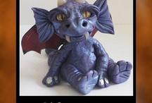 Dragons / by Gina Mallett